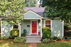 Cheerful Exterior Paint