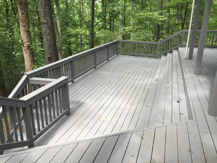 Deck Repair Charlottesville